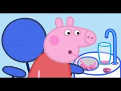Temporada 2x36 Peppa Pig - El Dentista Español - YouTube