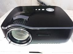 EMP Mini LED Projector GP70 1200 Lumen