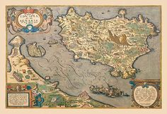Abraham Ortelius (also Ortels, Orthellius, Wortels; 14 April 1527 – 28 June 1598) was a Flemish cartographer and geographer, generally recognized as the creator of the first modern atlas, the Theatrum