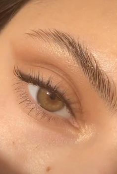 Makeup Eye Looks, Makeup For Brown Eyes, Eyeshadow Looks, Eyeshadow Makeup, Makeup Brushes, Eyebrow Makeup, Skin Makeup, Makeup Eyebrows, Makeup Looks