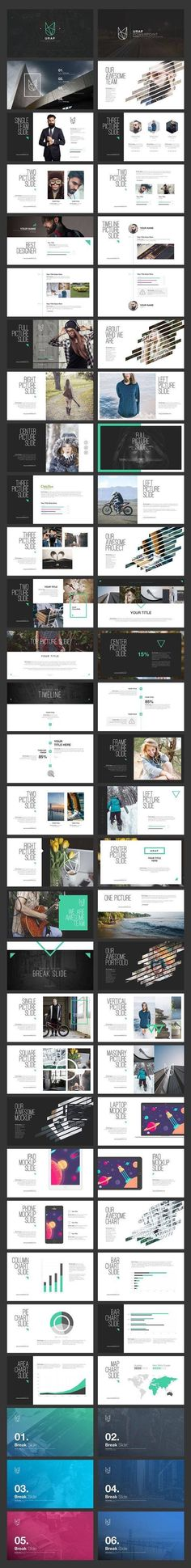 AERO Keynote Template by angkalimabelas AERO PowerPoint TemplateSpecification : 50 Slides Screen Ratio 19201080 Full HD Modern layouts based on master slide Includ Graphisches Design, Slide Design, Book Design, Layout Design, Print Layout, Webdesign Inspiration, Graphic Design Inspiration, Mise En Page Magazine, Design Presentation