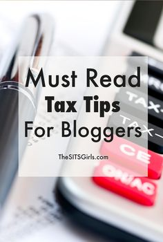 If you are making money on your blog, you need to track your income and expenses and file taxes. These tax tips for bloggers will help.