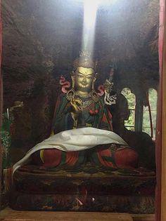 Statue of Guru Rimpoche, Padmasambhava