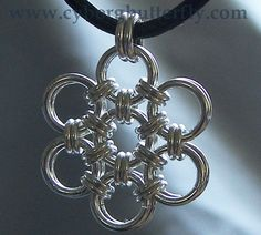 Chainmail Jewelry Patterns « Design Patterns