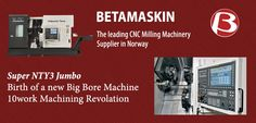 BetaMaskin has multiple qualities of Vertical&Horizontal Machine products Supplier in Norway