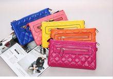 Freies Verschiffen Frauen Brieftasche Fashion echtes Leder Dame lange Kupplung Taschen Marke Stile Geldbörse Kartenhalter Geburtstag Party Geschenk //Price: $US $11.90 & FREE Shipping //     #abendkleider