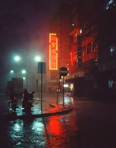 Dark Future, Cyberpunk, Brutalismo, Rascacielos y otras obsesiones. - Página 6 - ForoCoches