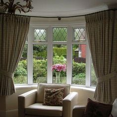 Curtains For Bay Windows | ... Carpets U0026 Curtains Company » Blog Archive »