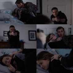Halstead: Drop the knife. Drop it... You all right? You okay? (3x11)