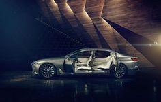 Interessanter Ausblick: BMW Vision Future Luxury 9