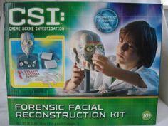 CSI: Crime Scene Investigation - Forensic Facial Reconstruction Kit CSI: Crime Scene Investigation http://www.amazon.com/dp/B0031F01JG/ref=cm_sw_r_pi_dp_FDFUub02CJP43