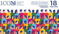 Ψηφιακά θα γιορταστεί φέτος η Διεθνής Μέρα Μουσείων Equality, Museum, Logos, Day, Social Equality, Logo, A Logo