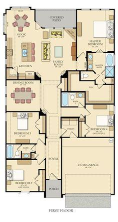 1st Floor Furnished