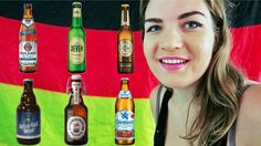 For our latest video we tried some traditional German beers :P Have you tried any of them? Let me know :)
