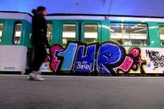 1UP  Metro Paris