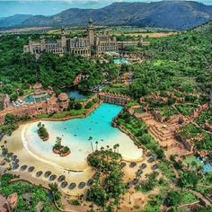 Palace of the Lost City Sun City South Africa #SouthAfrica #SunCity