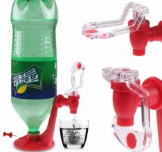 Buy or sell cheapest but quality The Magic Tap Soda Dispenser from Marketplace with fastest shipping worldwide. Always change mobile and tablet browsers to desktop to access the site. Spray Bottle, Garden Furniture, Cleaning Supplies, Soda, Desktop, Magic, Change, Outdoor Garden Furniture, Beverage