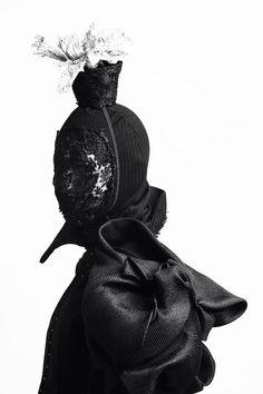 058ff71875d Nino Sepo: Reincarnation Rose Costume, Mask Makeup, Dark Fashion, Fashion  Art,