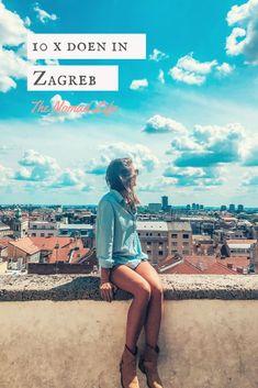 De leukste 10 dingen om te doen in Zagreb, de hoofdstad van Kroatië! Croatia, Cities, Places To Go, Om, Road Trip, Rice, Road Trips, City