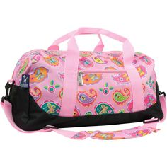 Personalized Duffel Bag By Wildkin This Overnight From Makes A Great Or Athletic For Any Child