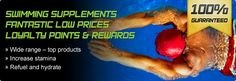 Swimming - Nutrition Supplements