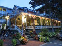 Oak Bluffs (MA).- Pequot Hotel