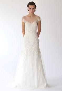 Lela Rose | Bridal Style Watch 2014 - All an Illusion | Hey Wedding Lady