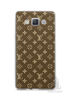 Capa Capinha Samsung A7 2015 Louis Vuitton #4 - SmartCases - Acessórios para celulares e tablets :)