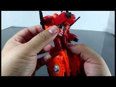 Video review of Unique Toys Violence aka Transformers Decepticon Rampage