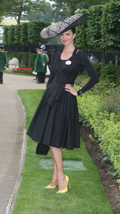 Fashion at Royal Ascot 2013