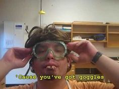 """Call That Safety"" - This teacher makes the topic of lab safety fun!  Now just try not to hear these lyrics in your head the next time you hear ""Call Me Maybe!"""