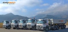 Easy Rent truck & trailer GmbH jetzt auch in Oberbayern
