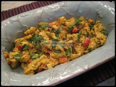 Indian Panch Puran Eggs
