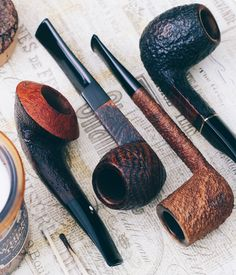 From Luciano to Savinelli 75 gorgeous Italian Estate pipes just hit the site  all priced $75 or less. http://smokingpip.es/2h3MACv