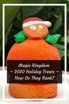 Magic Kingdom Holiday Treats 2020: How Do They Rank?