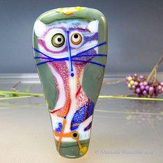Cat Bead - Manuela Wutschke (Germany) - $95.00