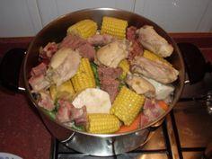 El puchero canario es una #receta que no puede faltar en la cocina insular ¿Te animas a preparar uno?