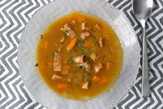 Ham and Sweet Potato Soup (Paleo)