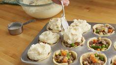 Muffin Tin Shepherds Pies Recipe A Favourite