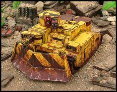 Rhebok Flame Assault Tank