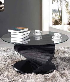 Buy Bern Coffee Table in Walnut Finish by Furniture Republic Online - Modern - Coffee Tables - Large - Furniture - Pepperfry Product Funky Furniture, Large Furniture, Modern Coffee Tables, Love Home, Walnut Finish, Bern, Living Room, Projects, Home Decor