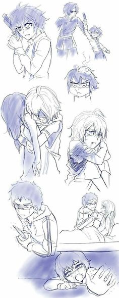 Mika || Kimizuki || Yoichi || Yuu