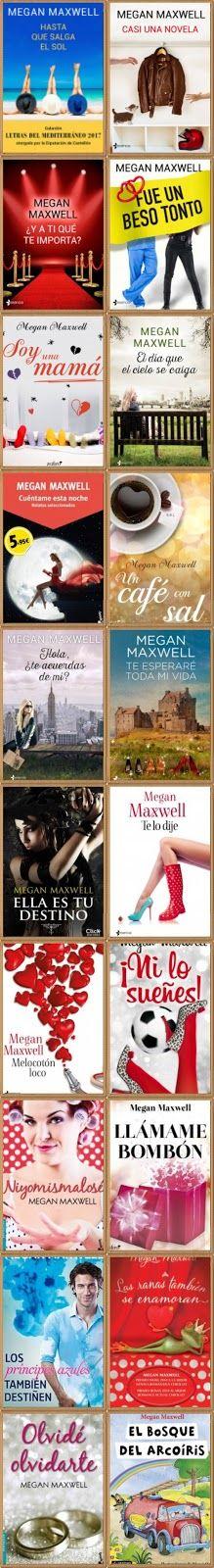 110 Ideas De Megan Maxwell Megan Maxwell Libros Megan Maxwell Libros