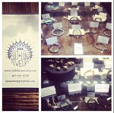 Cult de Luna jewelry now being sold at Inborn Tattoo NYC!!!