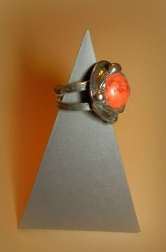 Metal Working, Agate, Sconces, Wall Lights, Orange, Jewelry, Handmade, Decor, Jewellery Making
