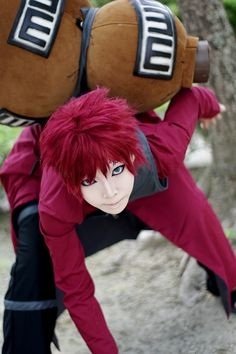 Gaara from Naruto Cosplay || anime cosplay
