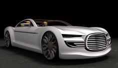 chrysler concept cars | TechCracks | Chrysler GT Concept Car