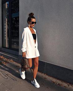 Fashion Killa, Look Fashion, High Fashion, Street Fashion, Winter Fashion, Fashion Design, Mode Outfits, Fashion Outfits, Fashion Trends