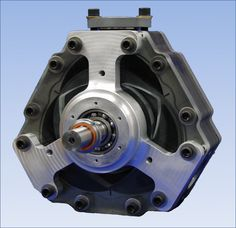 The LiquidPiston X2 rotary engine