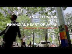 A spring afternoon in the financial heart of Japan -- Marunouchi, Chiyoda-ku, Tokyo.